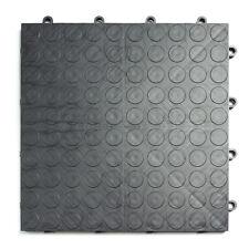 GRAPHITE GarageDeck Coin-top Garage Flooring MADE IN THE USA