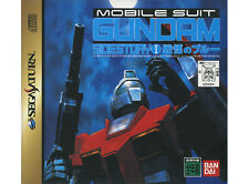 # Sega Saturn-Mobile Suit Gundam Gaiden I: Senritsu no Blue (t-13306g) - top #