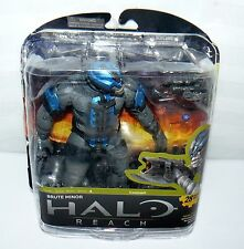 MCFARLANE TOYS HALO REACH BRUTO MINOR VIDEO GAME ACTION FIGURE SERIES 4