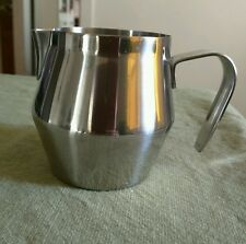 8 oz Stainless Steel Coffee Milk Frother Pitcher Container Cup