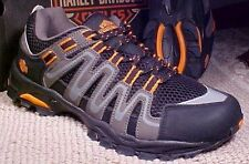 HARLEY DAVIDSON MEN SIZE 8 1/2 M ATHLETIC CASUAL LIFESTYLE SHOE CHASE D93009 NEW