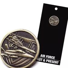 Air Force Past & Present Lapel Badge * ANZAC Day - Remembrance Day