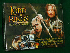 Lord of the Rings Two Player TCG sealed LOTR with CD