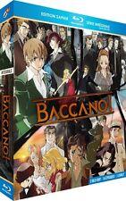 ★ Baccano! ★ Intégrale + OAVs - Edition Saphir [2 Blu-ray]