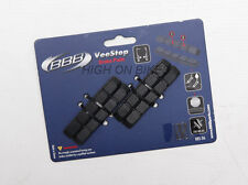 BBB VeeStop - Mountain Bike V Brake Cartridge Brake Pads x 4 - BBS-06