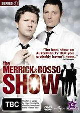 The Merrick & Rosso Show : Series 1 [2 DVD Set ] BRAND NEW & SEALED, R 4...6379
