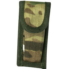 NEW Web-tex Hunting Shooting 1000D Cordura Strong Multicam Knife Pouch