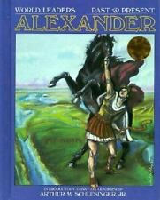 Alexander the Great (World Leaders : Past and Present)-ExLibrary