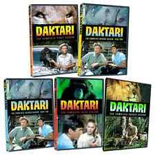 Daktari: Complete TV Series Seasons 1 2 3 4 Box / DVD Set(s) NEW!