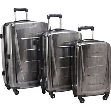 Samsonite Winfield 2 Fashion 3-Piece Hardside Luggage Luggage Set NEW