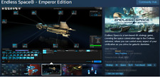 Endless Space Emperor Edition - PC - Steam Key - Código Code - Game