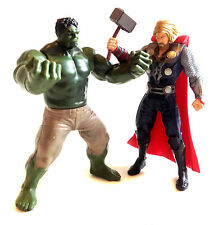 "MARVEL Legends Comics Avengers FILM HULK VS THOR dettagliata 5"" TOY FIGURE LOTTO,"
