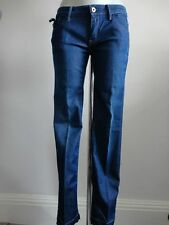 Replay W463D 'Benoules' 7/8th pink stitch smart jean/trouser 27 (30 leg)
