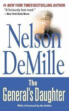 The General's Daughter, Nelson DeMille, Good Condition, Book