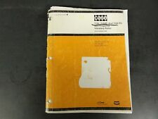 Case 1102,1102D, and 1102 PD Vibratory Roller Parts Catalog  8-2640