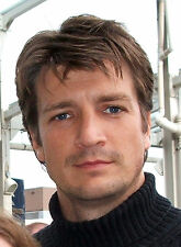 PHOTO NATHAN FILLION  PORTRAIT   (CASTLE) - 11X15 CM #8
