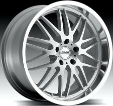 18x9.5 Advanti Racing Kudos 5x120 +40 silver rim wheels FIT BMW Z3 Z4 328 325