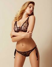 Agent Provocateur SUMMER BRA in BLACK LACE - 34B - BNWT