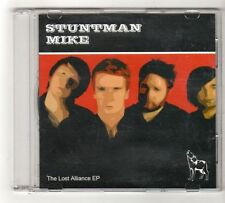 (FZ716) Stuntman Mike, The Lost Alliance EP - 2010 CD