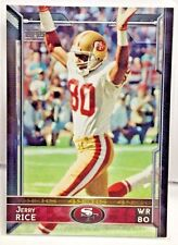 Jerry Rice 2015 Topps Photo Variation Short Print SP #120 - SAN FRANCISCO 49ers