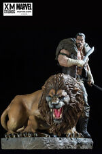 XM Studios Marvel Kraven Statue Figure #483 in USA New Sealed US Seller FREESHIP