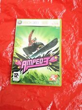 Amped 3 for Xbox 360 complete with game`s manual