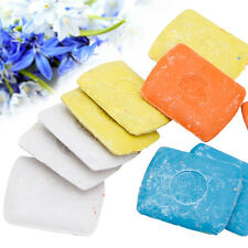 10PCS Tailor's Chalk Sewing Tailoring Cloth Fabric Crafts White Yellow Red Blue