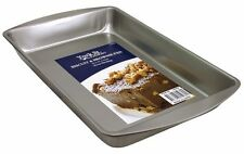 2 SETS Non Stick Of Cookie/Biscuit/Brownie Baking Pan Tray Tin 27 x 17cm