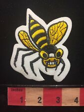 Jacket Patch Of BEE / WASP / HORNET ~ Some Nasty Insect!  66A1