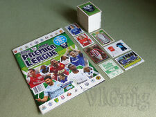 2012 Barclays Premier League tops - empty album RU + set (ALL 462 stickers)
