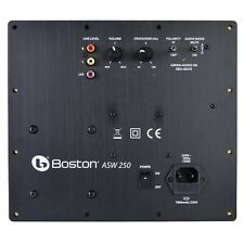 Boston Acoustics ASW 250 Subwoofer Power Supply/Rear Panel (Black)