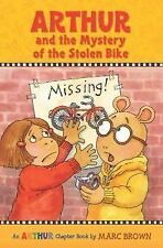 Arthur and the Mystery of the Stolen Bike (Arthur Chapter Books)-ExLibrary