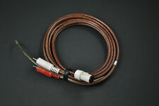 SAEC CX-5006 MC Cord 5pin Phono RCA Tonearm Arm Cable
