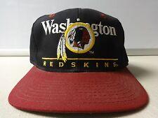 Vintage 1990's NFL Washington Redskins Snapback Cap Men XS By Eastport