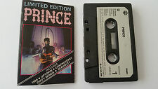 "Prince ""1999"" RARE  5trk Limited Edition 1982 UK cassette"