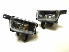 VAUXHALL OPEL ASTRA II 2 G MK41998-2005 front bumper fog-lights pair right+left