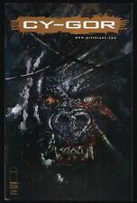Cy-Gor us IMAGE BD vol.1 # 3/'99