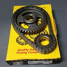 Olds Oldsmobile 371 1957-1958 88 98 Timing Chain Gears Set Cover gasket sealant