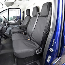 FORD TRANSIT CUSTOM 2013 ON TAILORED HEAVY DUTY VAN SEAT COVERS 006