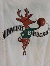 New Vintage 1960s 1970s 80s Kareem Abdul Jabbar #33 Milwaukee Bucks Jersey 18/20