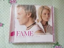 Fame (Eurovision Sweden) * CD * Give me your love