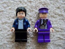 LEGO Harry Potter - Stan Shunpike Bus Driver & Harry - From Knight Bus 4866