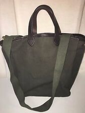 NEW WITH TAGS FILSON MADE IN USA RUGGED TWILL SMALL BUCKET TOTE BAG