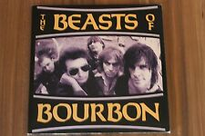"The Beasts Of Bourbon - Let's Get Funky (1990) (2x7"") (Red Eye Records-RED 21)"