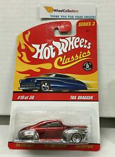 Tail Dragger * RED * Classics Hot Wheels * N104