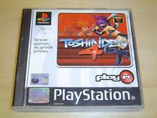 TOSHINDEN 4 SONY PLAYSTATION PAL *BRAND NEW*