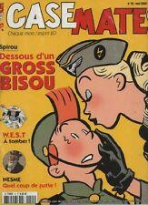 Magazine Revue CaseMate No 15 / Mai 2009 - Spirou Gross Bisou - Nesme