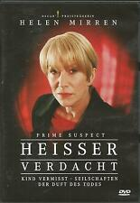 Heisser Verdacht - Staffel 4 / Helen Mirren / 2-Disc Set / DVD #12015