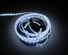 12V 5M/16ft Cool White 300LEDs SMD 5050 Led strip decorate Light waterproof Lamp