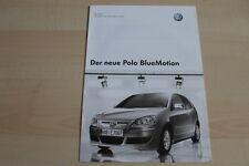 97784) VW Polo 9N BlueMotion - Preise & Extras - Prospekt 06/2006